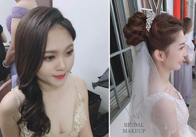 top bridal makeup artist