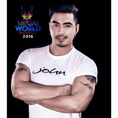 John Raspado Mr Gay World Philippines 2016 b