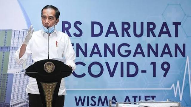 Jokowi: Jangan Ada Lagi Ambil Paksa Jenazah yang Jelas-jelas Covid-19