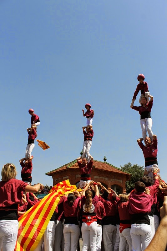 Castells Catalans Want to vote 8-06-14 - IMG_2014.JPG