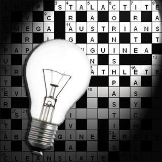 Crossword Lights