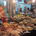 Chiang Mai - Essenstände