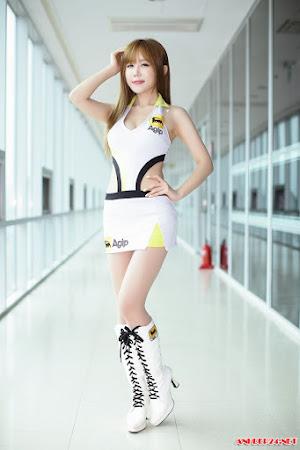 Cha Hye Ri gái đẹp Hàn quốc khoe dáng chuẩn