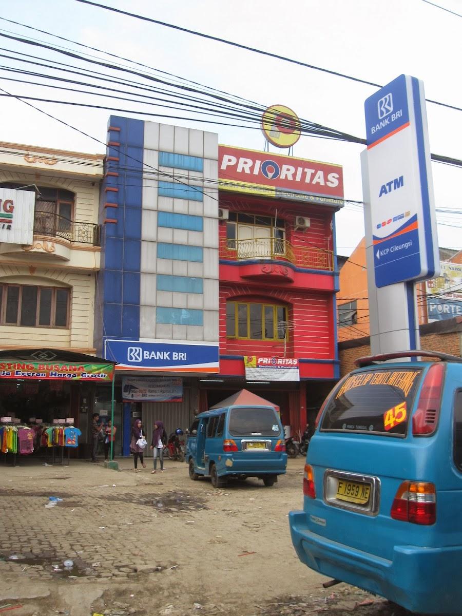 Bank Bri Kcp Cileungsi Indonesia