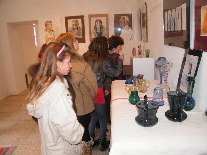 Iskolások a múzeumban