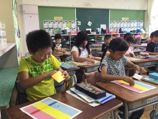 福生市立福生第二小学校公式ブログ: 15日  十進位取り記数法を理解しよう!