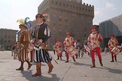 bandierai fiorentini