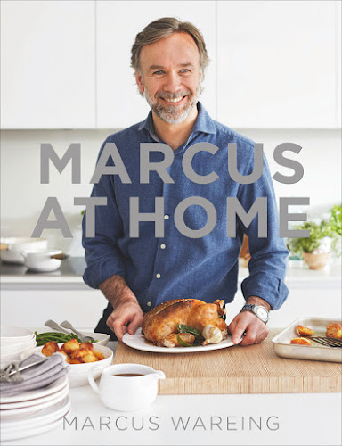 Marcus Wareing, cook books, Marcus At Home