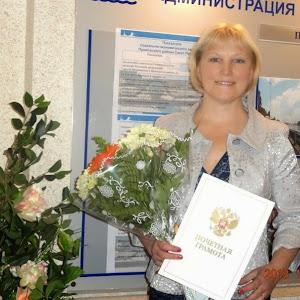 Марина Александровна Алентьева