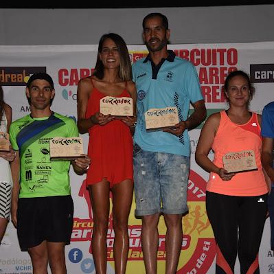 Carrera de Corral 2017 - Trofeos
