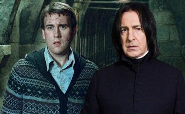 O ator de Neville Longbottom, de Harry Potter, conta a doce história de Alan Rickman