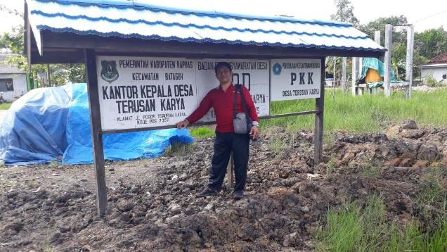 BPP Bataguh Siap Dukung Program Kostratani dan Food Estate Kapuas