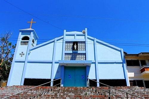 Tecapán, Usulután, El Salvador