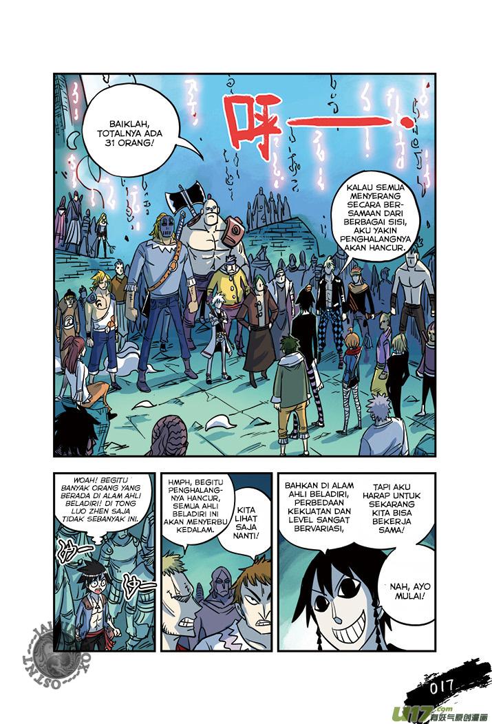 Zui Wu Dao Chapter 19