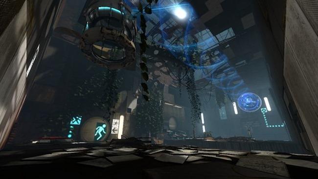 portal 2 destroyed aperture mod 01