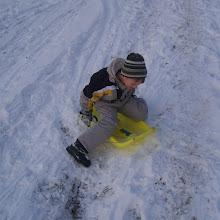 Hurá sníh, pojedeme na ......2010