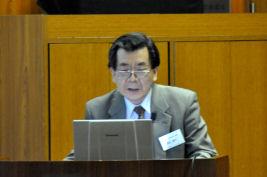 BASセミナー2009 第2回「電気化学計測の基礎」 元東京大学工学部 助教授 渡辺 訓行 先生