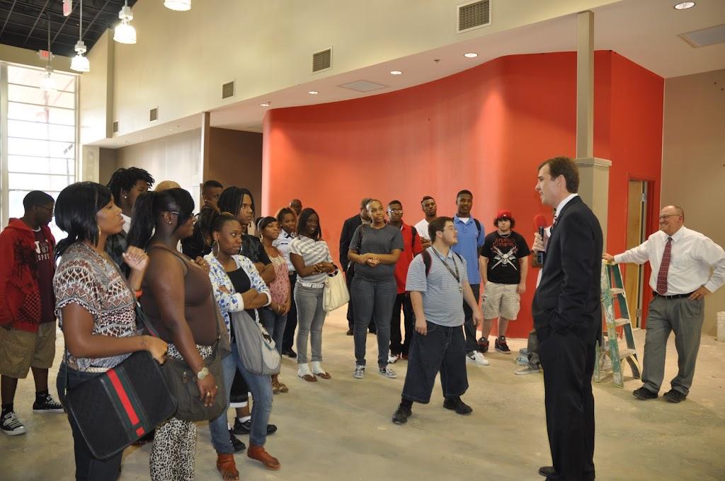 Genoa Central, Fouke, and Arkansas High visit UACCH-Texarkana - DSC_0119.JPG