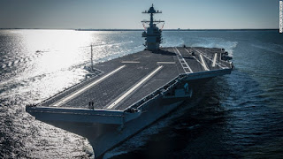 Largest warship ever