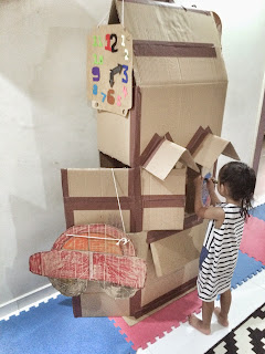 Darya's Playhouse Project - The Foundation