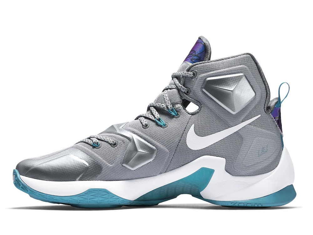 4ba84751469 ... Release Reminder Nike LeBron XIII 13 Space Race ...