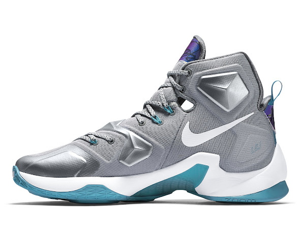Release Reminder Nike LeBron XIII 13 Space Race