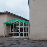 ...au centre culturel