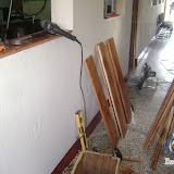 Remodelación Cabina TV 30 - Noviembre 14, 2008