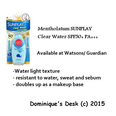 Sunplay Sunscreen