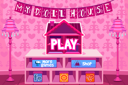 My Doll House - Make & Design 1.1.9 screenshot 100334