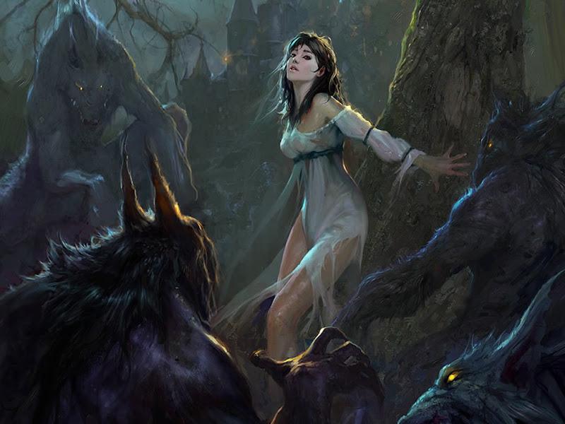 Mysterious Angel Maiden, Magic Beauties 4