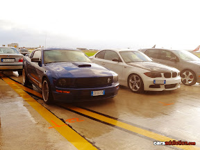 Mustang vs 1 series coupe