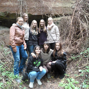 23.09.2012 Mädchen Kastell Teufelsburg