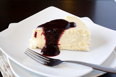 Rich and Creamy Cheesecake