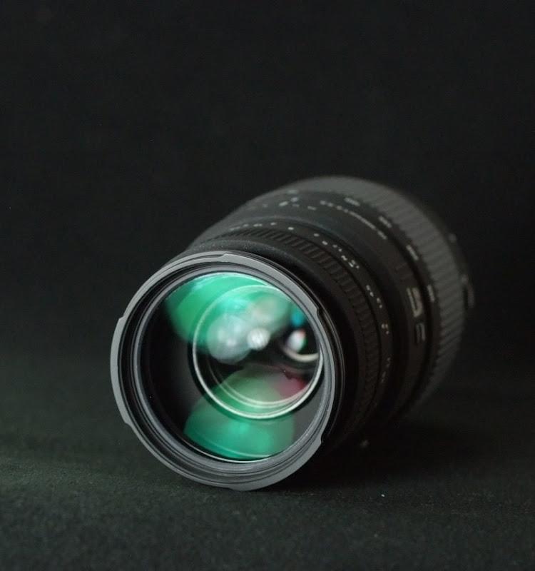 Sigma 70-300/4.0-5.6 DG MACRO pro Canon