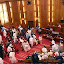 BREAKING:- See The List Of Five Senators Banned By Buhari Yesterday [ Must see