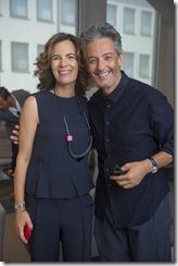 ROBERTA ARMANI AND FIORELLO - SGP