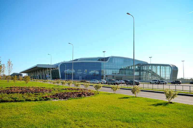 Transfer from Lviv airport to Ivano-Frankivsk