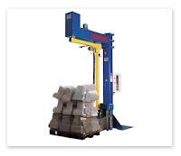 懸臂式膠膜裹膜機,裹包機,裹膜機,棧板膜,包裝機
