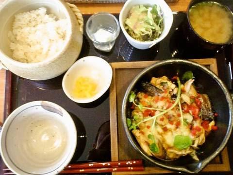 鶏ささみと野菜のチーズ焼き¥950(【岐阜県羽島市】野菜畑 羽島店)