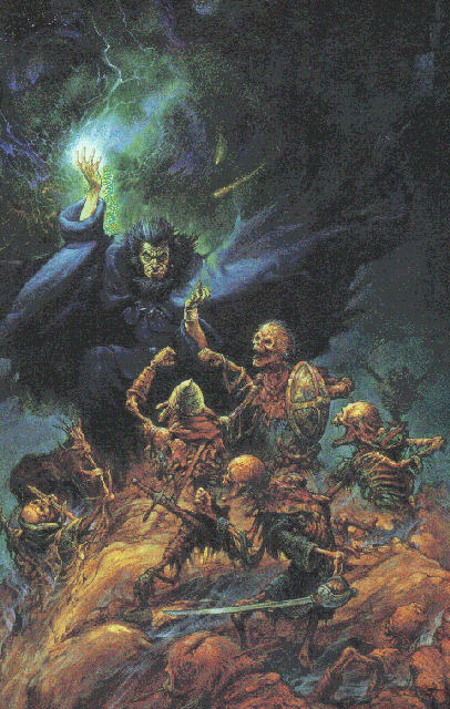 Wizsk And Skeletons, Wizards