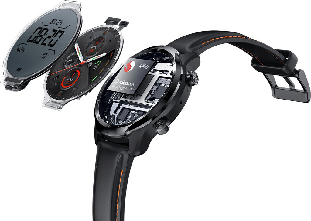 Mobvoi เปิดตัว Ticwatch Pro 3 รุ่นแรกของโลกกับขุมพลัง Snapdragon Wear 4100 ในราคา 11,900 บาท พร้อมวัดความเครียดและออกซิเจนในเลือด
