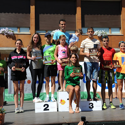 Medio Maratón de Torralba 2017 - Trofeos