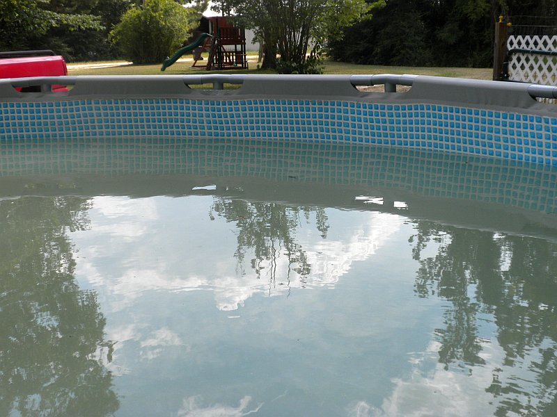 how to add muriatic acid to intex pool