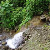 Cascade. Piste de Gualchan à Chical, 1600 m (Carchi, Équateur), 3 décembre 2013. Photo : J.-M. Gayman