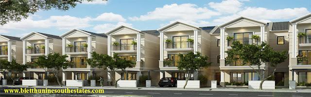 Dự án Nine South Estates của chủ đầu tư dự án biệt thự 9South