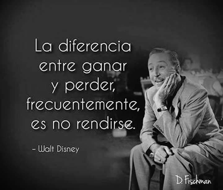 El Blog De Xavivi Javier García Martínez Frases Walt Disney