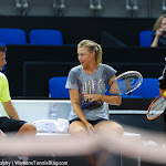Maria Sharapova & Team