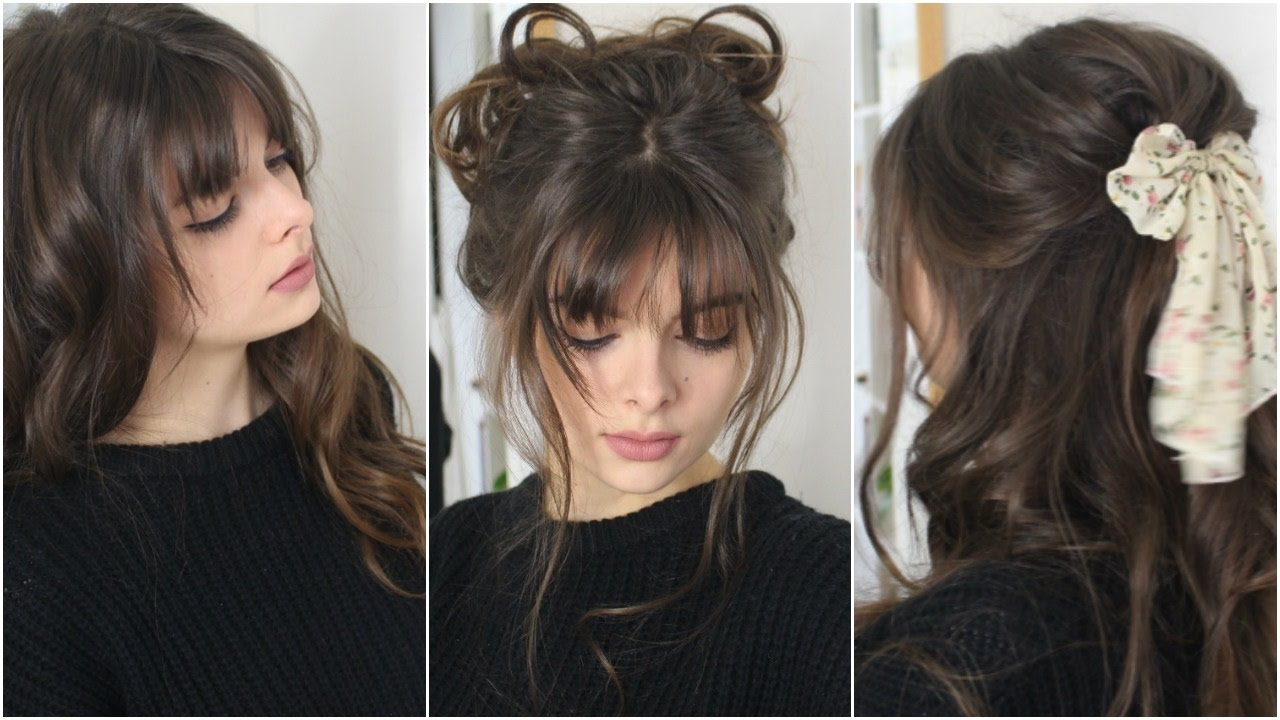 FABULOUS PARTY HAIR STYLES FOR ATTRACTIVE LADIES THROUGH HOLIDAYS 15