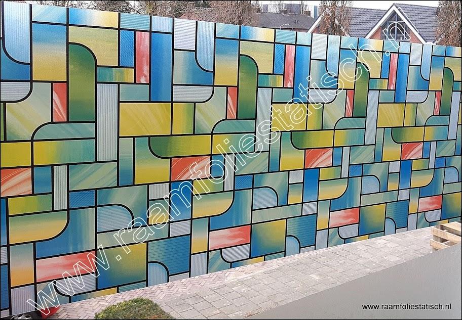 raamfolie kleuren voorbeelden